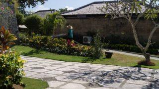 バリ島のビラ
