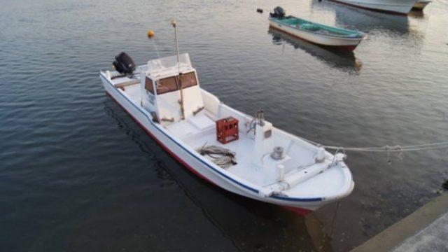 小型ボート