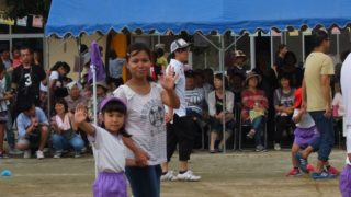 幼稚園の運動会