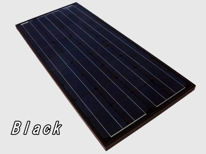 100Wソーラーパネル