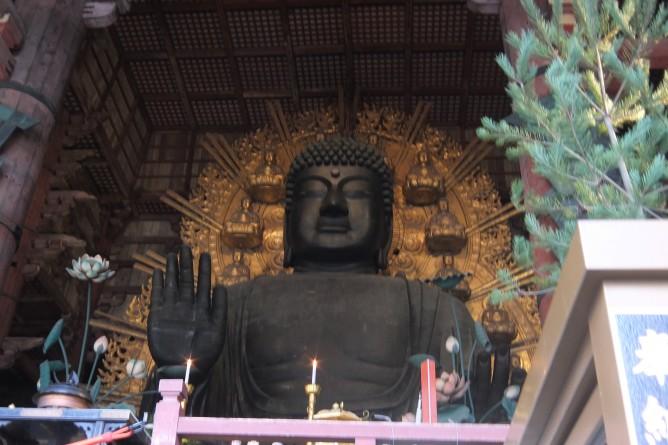 奈良の大仏さん