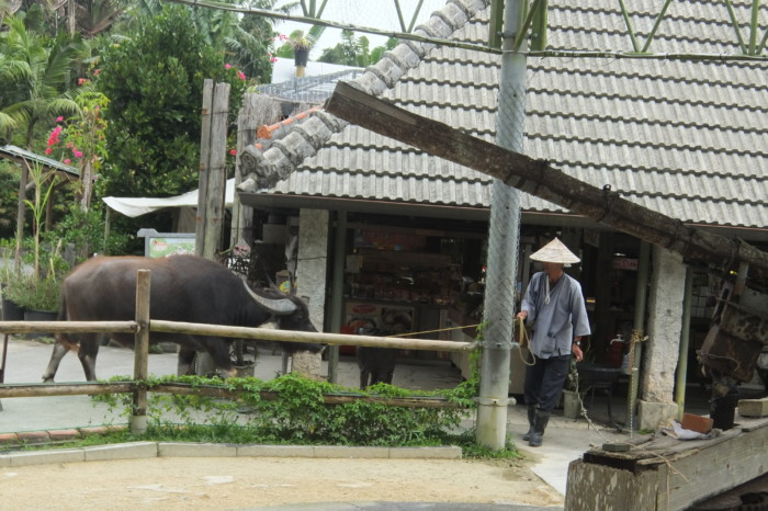 琉球沖繩民俗村